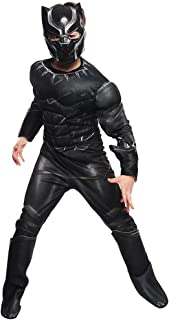 Best deluxe black panther costume Reviews