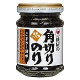 桃屋 角切りのり ごまラー油味 60g
