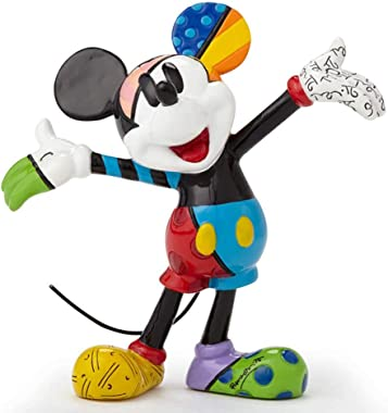 Enesco Gift Disney by Britto Mickey Mouse Mini Collectible Figurine