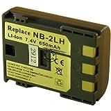 Batería para videocámara Canon LEGRIA HF R106