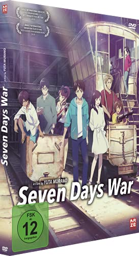 Seven Days War - The Movie - [DVD] Deluxe Edition