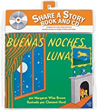 Buenas noches, Luna libro y CD: Goodnight Moon Book and CD (Spanish edition) (Libros Para Mi Bebe)