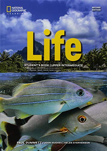 Life upper-intermediate. Student's book-Workbook. Per le Scuole superiori. Con Contenuto digitale per download e accesso on line [Lingua inglese]