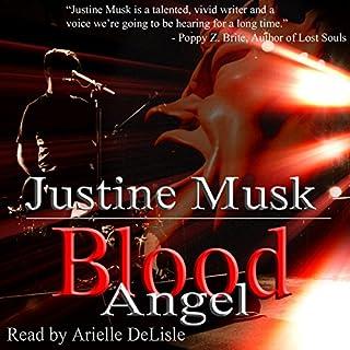 Blood Angel audiobook cover art