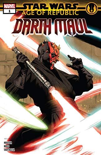 Star Wars: Age Of Republic - Darth Maul (2018) #1 (Star Wars: Age Of Republic (2018-2019)) (English Edition)