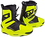 Ronix One - Botas de wakeboard, color amarillo, 6-7, Multicolor