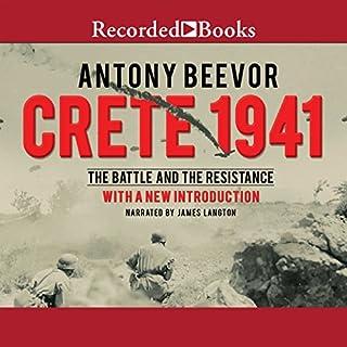 Crete 1941 cover art