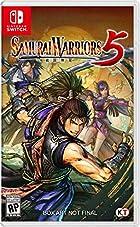 Samurai Warriors 5 (輸入版:北米) – Switch