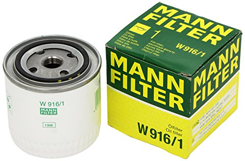 Mann Filter W 916/1 (10) Ölfilter