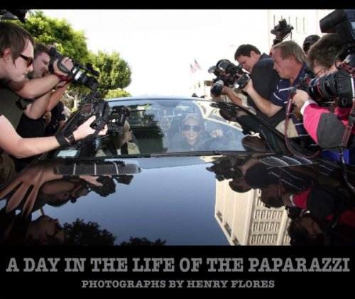A Day in the Life of the Paparazzi Book