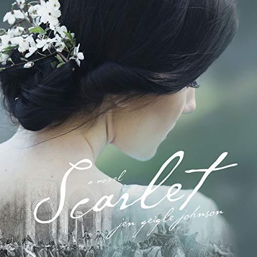 Scarlet Audiobook By Jen Geigle Johnson cover art