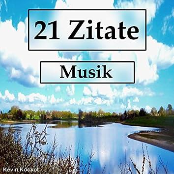 21 Zitate Musik