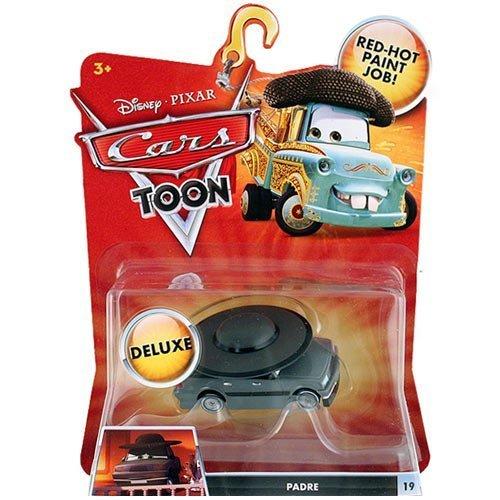 Mattel Disney / Pixar Cars Toon 155 Die Cast Car Oversized Vehicle Padre by