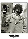 The Poster Corp Frank Zappa/Albert Hall Laminiertes Plakat