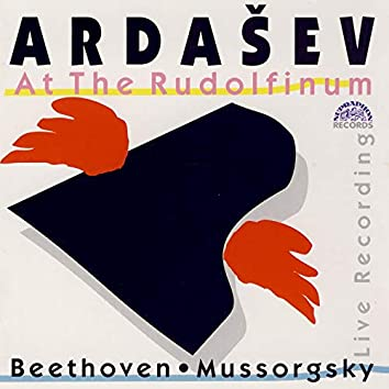 Beethoven: Piano Sonata No. 29 - Mussorgsky: Pictures at an Exhibition - Martinů: 3 Czech Dances (Live at the Rudolfinum)