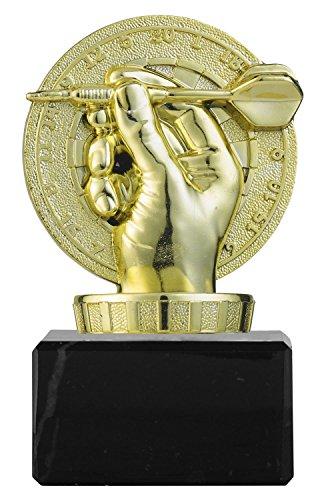 Dartpokal PF26 gold
