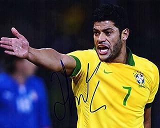 Hulk Signed - Autographed Shanghai SIPG FC - Brazil National Team Futbol - Soccer 8x10 inch Photo - Hulk Givanildo Vieira de Sousa