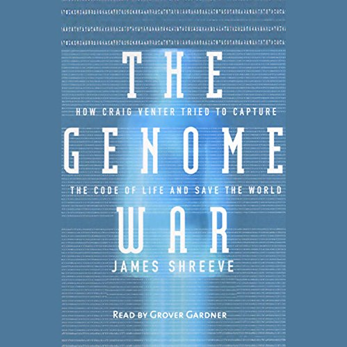 The Genome War Titelbild