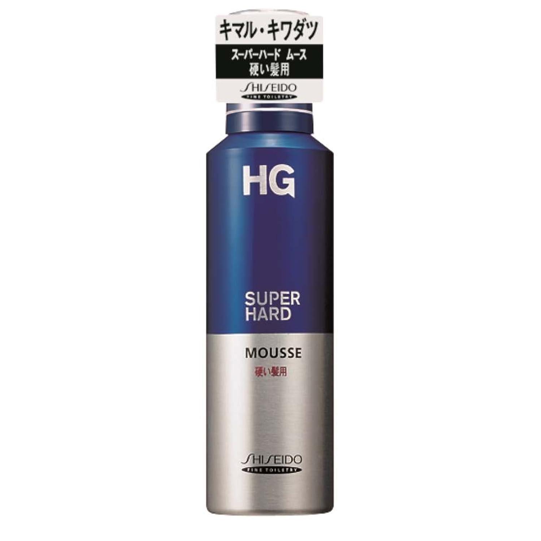 レジデンスマオリ静かなHG スーパーハード ムース 硬い髪用 180g