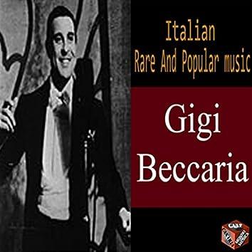 Italian Rare and Popular Music: Gigi Beccaria