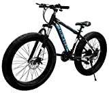 Dexter Front Suspension 21-Speed Adventure Sports Mountain Bike for Men's and Women's Bike with...