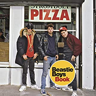 Couverture de Beastie Boys Book