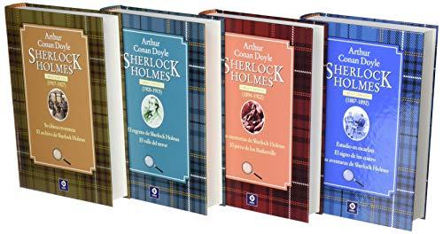 OBRAS COMPLETAS DE SHERLOCK HOLMES: 4