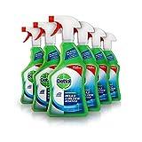 Dettol e muffa Remover spray, 750ml, confezione da 6, (l'imballaggio può variare)
