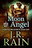 Moon Angel: A Samantha Moon Paranormal Mystery Novel (Vampire for Hire Book 14)