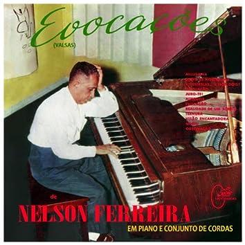 Evocações de Nelson Ferreira em Piano e Conjunto de Cordas (Valsas)