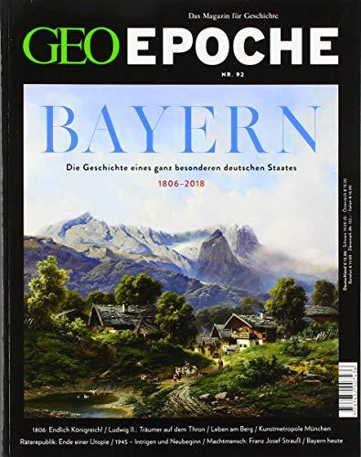 GEO Epoche / GEO Epoche 92/2018 - Bayern