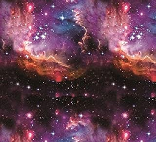 Hydrographic Film - Water Transfer Printing - Hydro Dipping - COSMIC GALAXY - 1 Meter