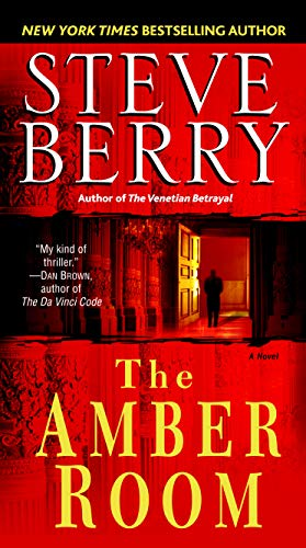 The Amber Room: A Novel of Suspense (English Edition)