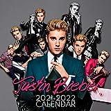 Justin Bieber 2021-2022 Calendar: Justin Bieber 2021-2022 Calendar 8.5 x 8.5 in