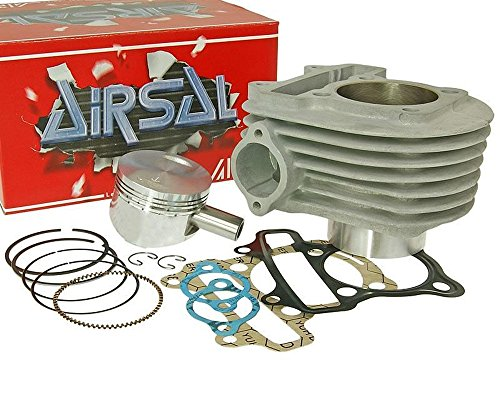Cilindro kit Airsal Sport 67ccm GAC Mobylette rural