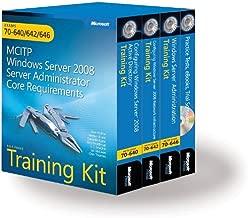 MCITP Self-Paced Training Kit (Exams 70-640, 70-642, 70-646): Windows Server® 2008 Server Administrator Core Requirements: Exams 70-640/642/646 (Microsoft Press Training Kit)