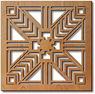 Frank Lloyd Wright Robie House Sconce Trivet