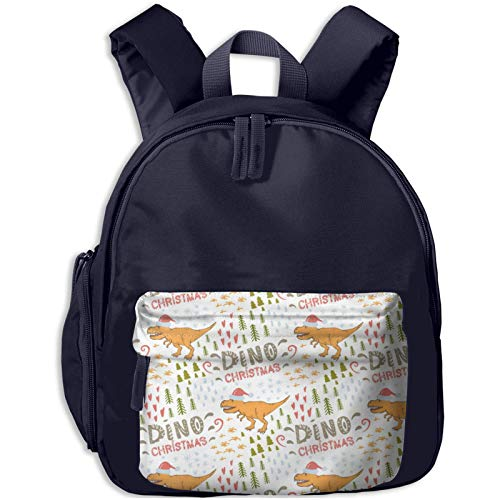 XCNGG Mochila para niños Mochila para niños Bolsos para niños Kids Backpack 3D Funny Cute Dino Kindergarten Preschool Pocket Bags Rucksack Casual Daypack For Children Toddler Girls Boys Pink