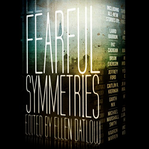 Fearful Symmetries audiobook cover art