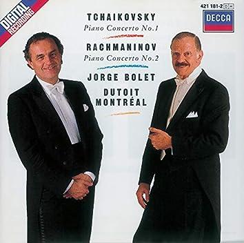 Rachmaninov: Piano Concerto No.2/Tchaikovsky: Piano Concerto No.1