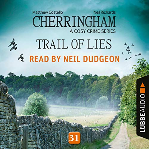 Trail of Lies audiobook cover art
