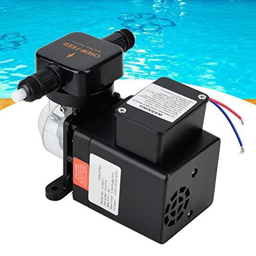 Pompa per Acquario, cloratore per Piscina, Pompa dosatrice Automatica per Piscina 1Pc Che Misura l'attrezzatura per la sterilizzazione, 220V ~...