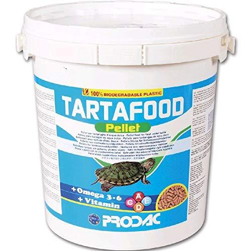 Prodac Mangime per Tartarughe 4 lt 1 kg Pellet Stick