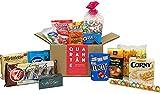 QUARANTÄNE-BOX - Überraschungsbox - Zufällige Mischung mit Snacks aus aller Welt – viele Markenprodukte zum kleinen Preis – süße, salzige und saure Leckereien zum Naschen in deiner Candy Box