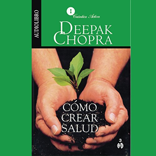 Como Crear Salud [Creating Health] audiobook cover art