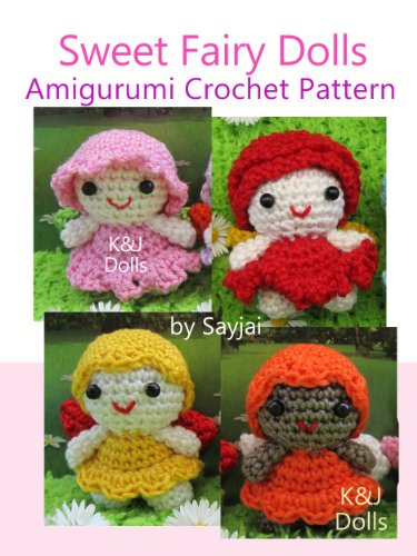15 Geeky Crochet Doll Patterns Walyou - Arts and Crafts Walyou % | 500x375
