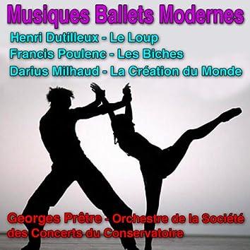 Musiques de Ballets Modernes (Modern Ballet Music)