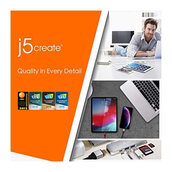 j5create USB to HDMI Adapter - Dual HDMI USB 3.0 Multi-Monitor Cable | 4K Ultra HD | Compatible with Microsoft 7, 8.1… 7 ADD AN ADDITIONAL DISPLAY: Dual monitor adapter allows you to easily add an additional display through the USB-A 3.0 and HDMI connection 4K UHD: Video playback performs at 4K UHD with a resolution of up to 3840 x 2160 ADD AN ADDITIONAL MONITOR- All without needing to add an expensive internal video card! Note: Driver installation required for Mac users, please refer to the user manual and driver download page for detailed instructions. Currently not compatible with MacBooks using the M1 processor.