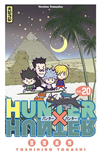 Hunter X Hunter, tome 20