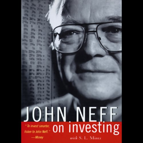 John Neff on Investing audiobook cover art